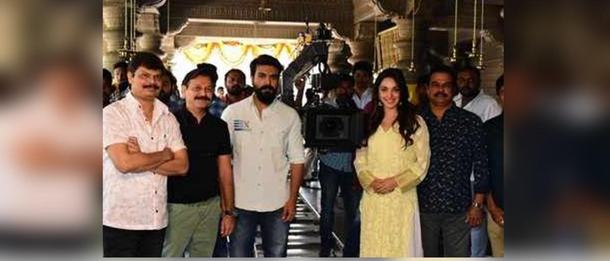 Cinematographers Exit From RC12?