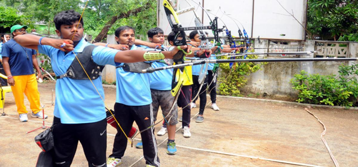 Teams selected to participate in state archery championship