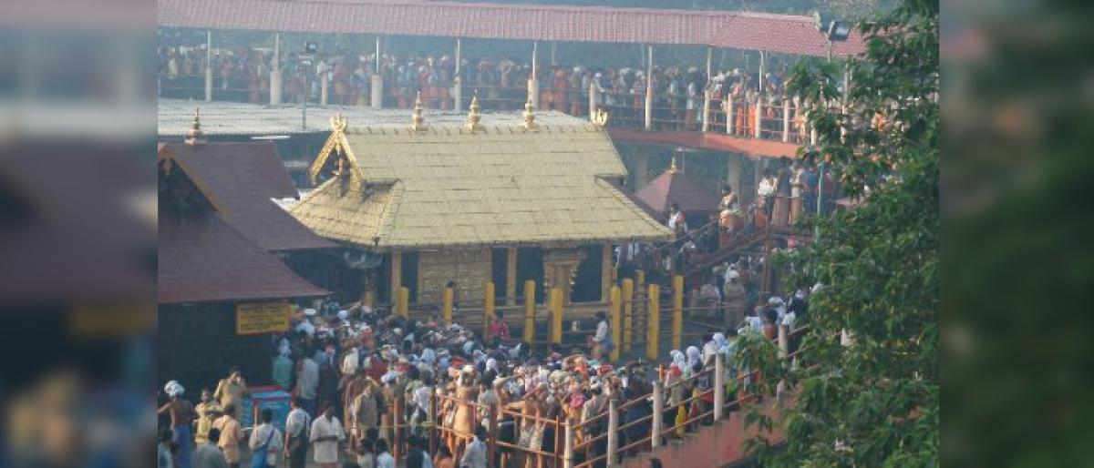 Kerala shutdown over Sabarimala near total