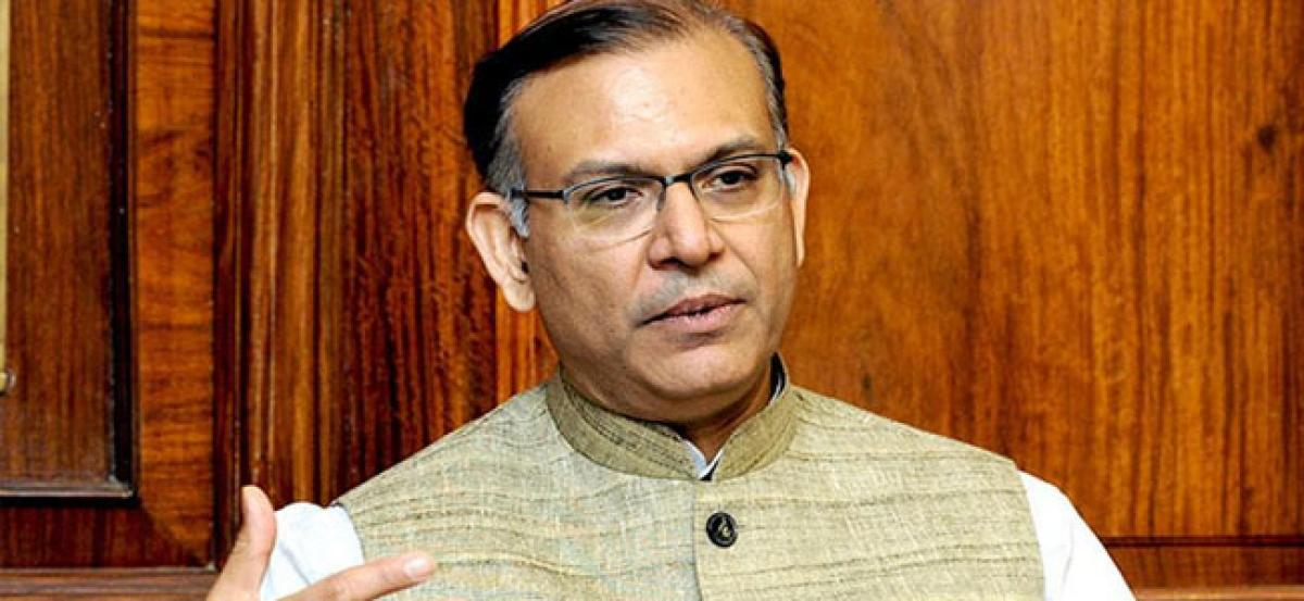 Govt committed to Air India's strategic disinvestment, says Jayant Sinha