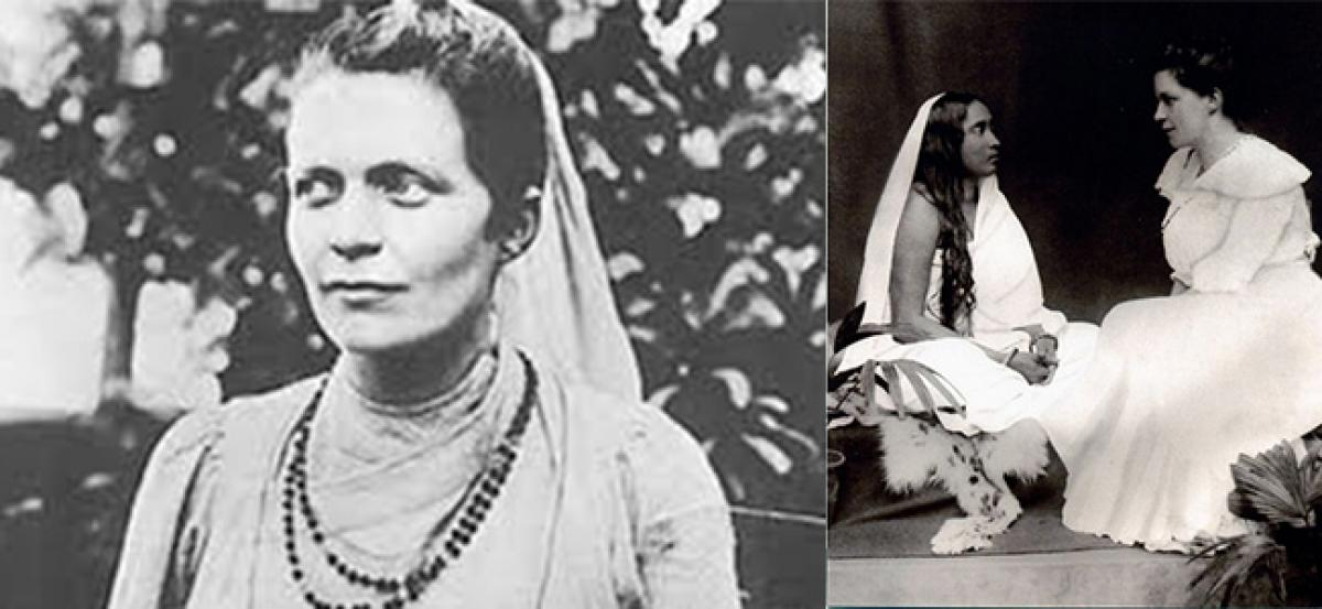 Sister Nivedita's UK home to be honoured with special plaque