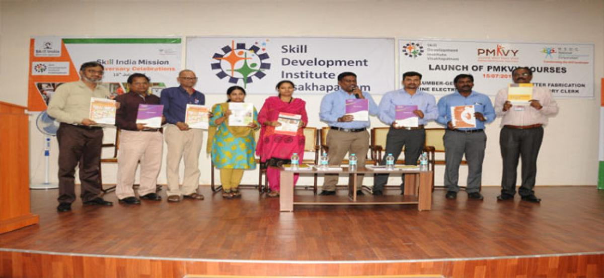 Youth told to utilise govt schemes