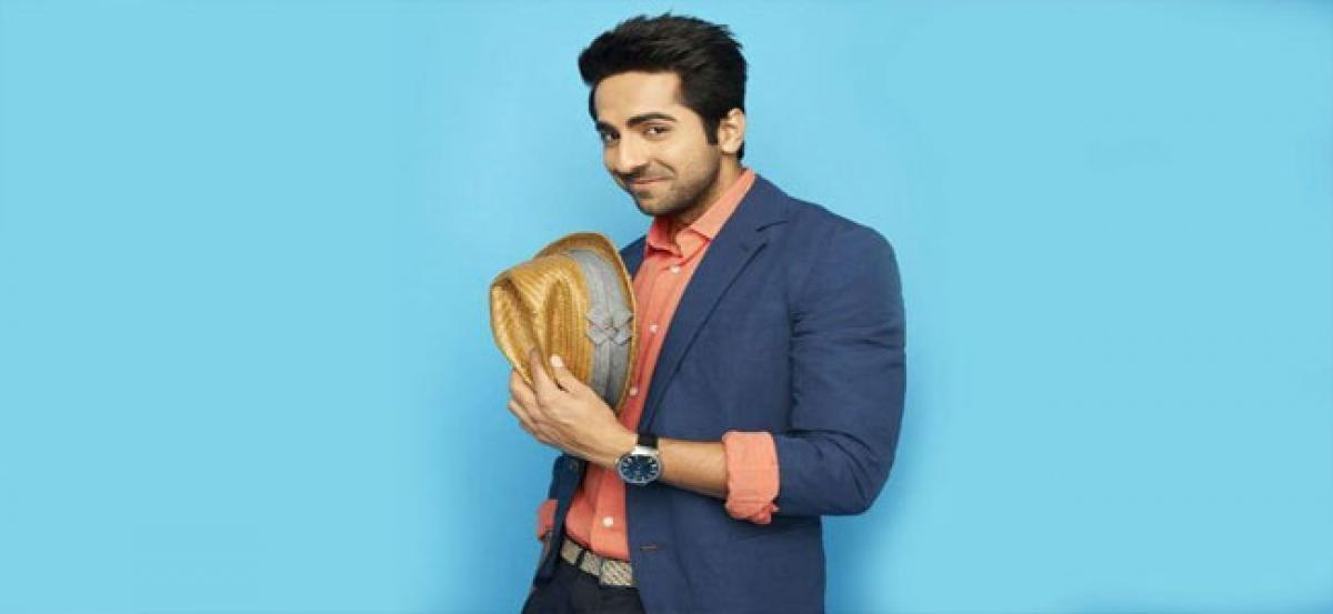 I have great synergy with Rochak Kohli: Ayushmann