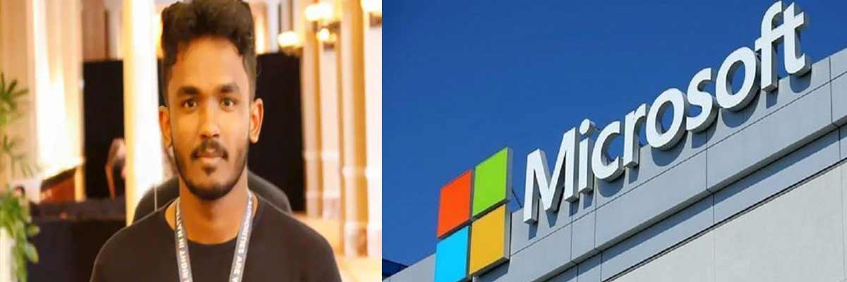 Kerala-based security engineer spots bug in Microsoft Office 365, Outlook