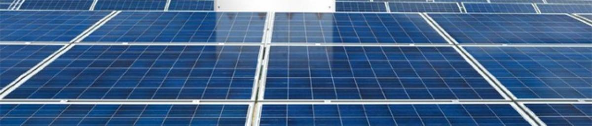 Solar plant of Life Insurance Corporation zonal office opened