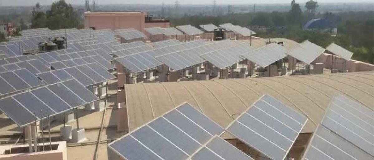 South Western Railway installs solar panels in 19 buildings