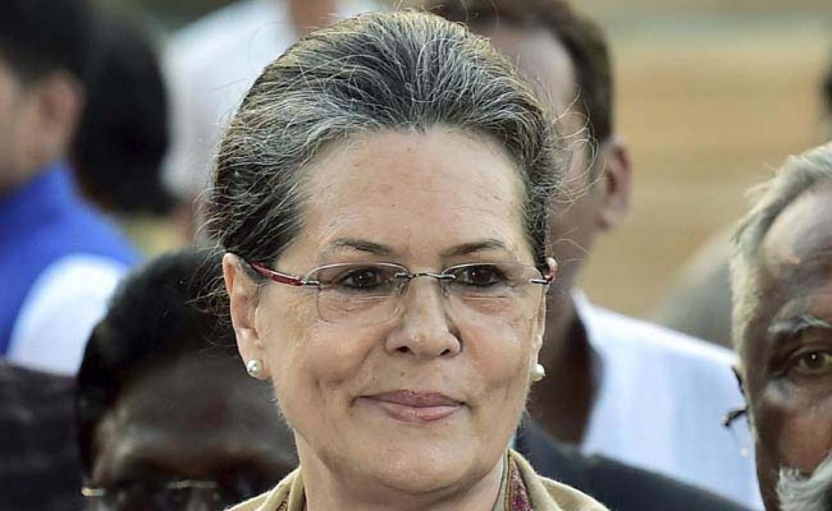 Sonia unveils special package for northeast, hill states