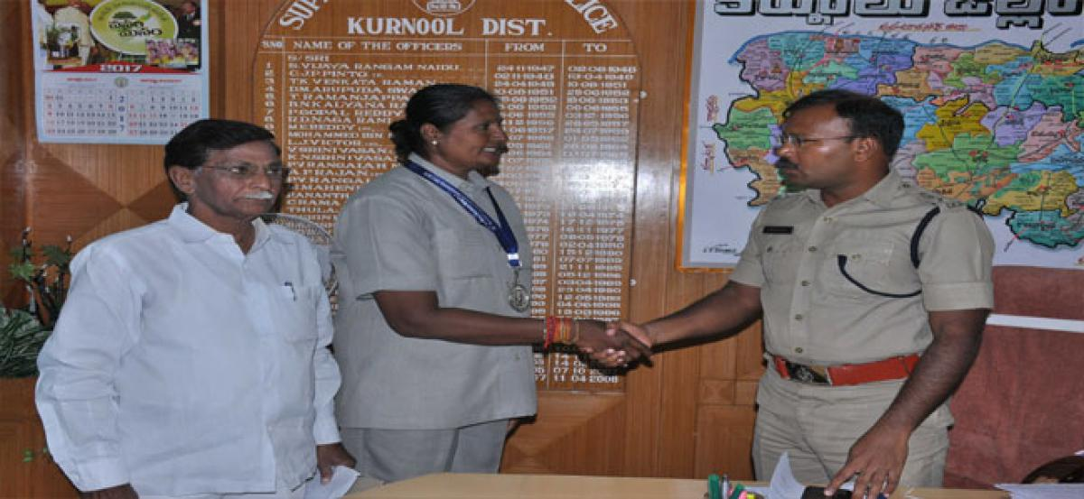 SP pats cop for her selection to Malaysian Championship