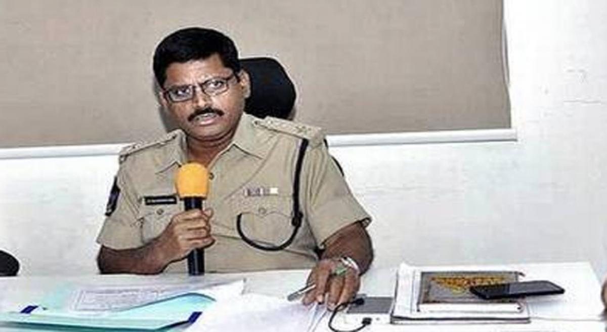 Media rolecrucial in democracy: Superintendent of Police