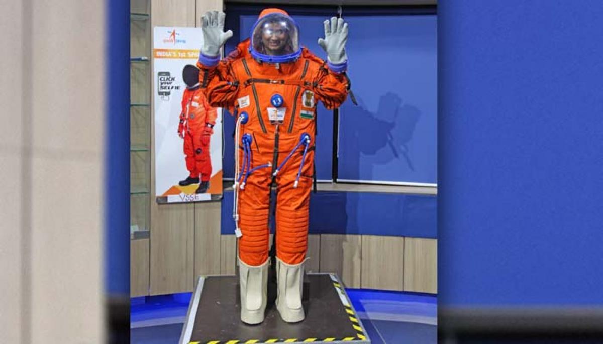 India Unveils Its Own Spacesuit Design for 2022 Astronaut Flights