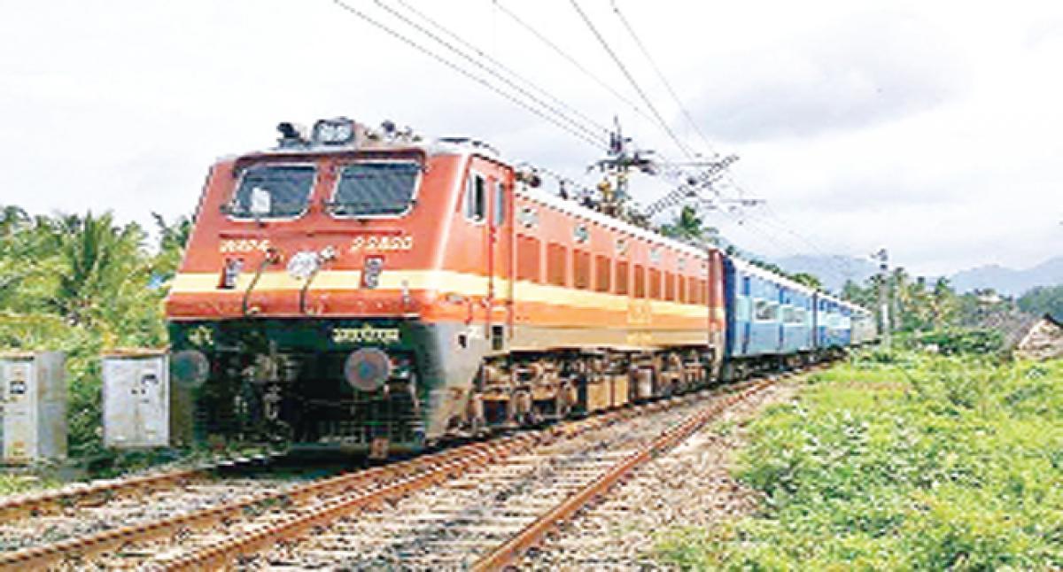 Special trainbetween Bhubanesar& Ernakulam