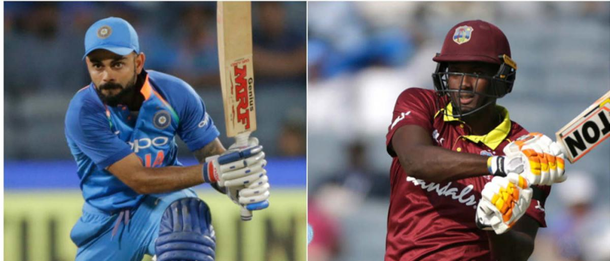 India bundle out West Indies for 104 in 5th ODI