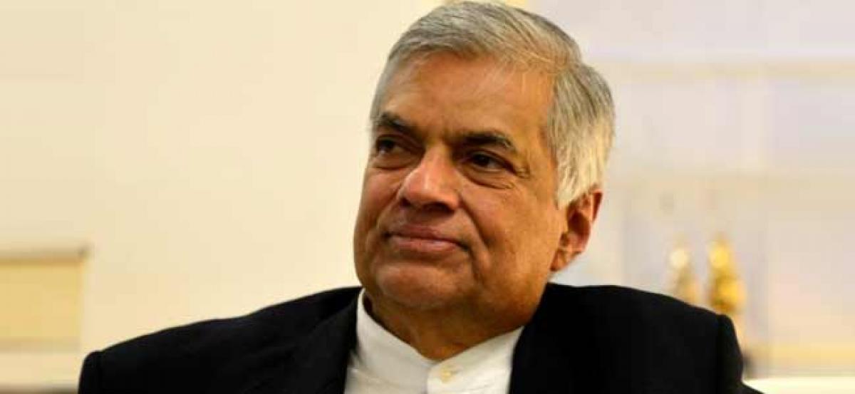 Desperate people can start bloodbath, warns ousted Sri Lanka PM Wickremesinghe