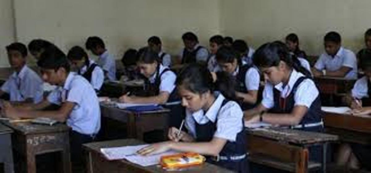 AP Govt plans to give 20% internal marks forSSC students