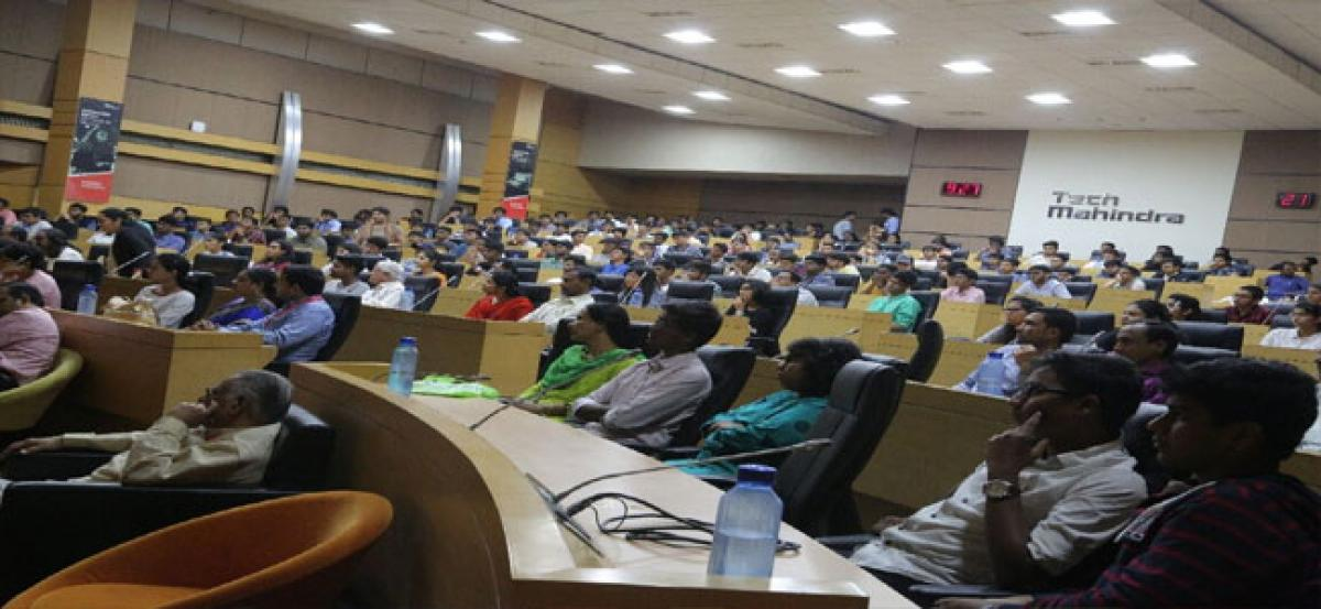 Mahindra Ecole Centrale welcomes 5th batch of Engineering Students