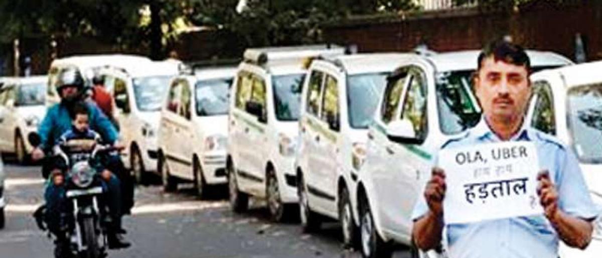 Uber, Ola go on strike today