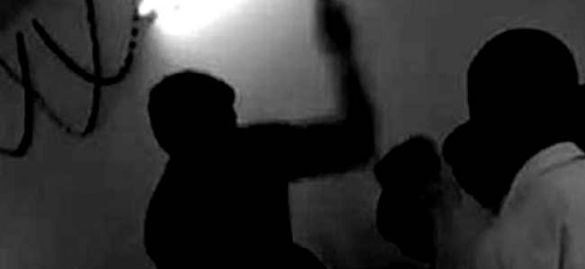 Kindergarten student thrashed by teacher in Hyderabad