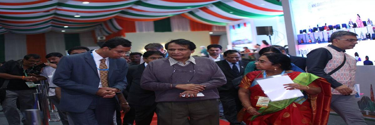 Medical devices industry must be eco-friendly: Suresh Prabhu