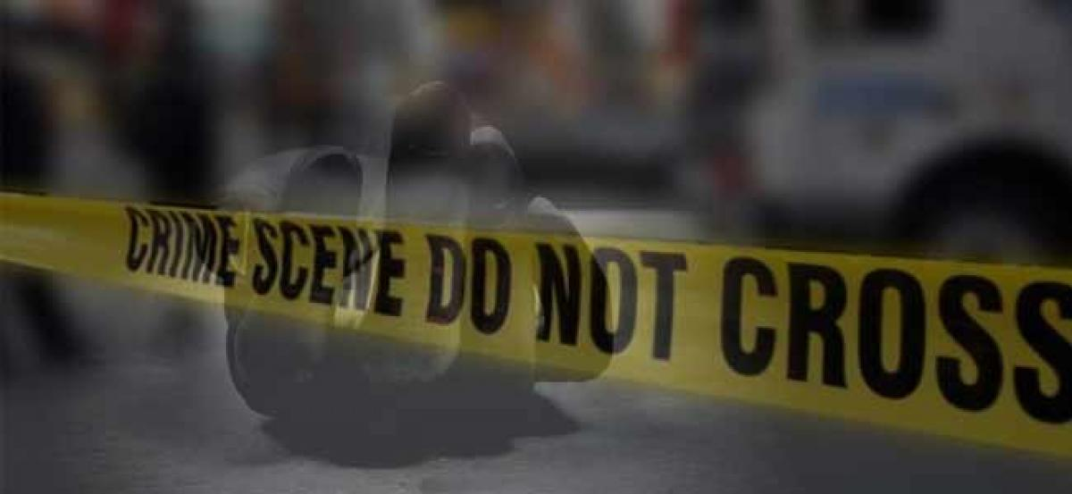 Owing to family disputes, man ends life in Hyderabad