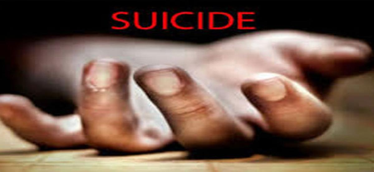 Nellore youth commits suicide in Mumbai