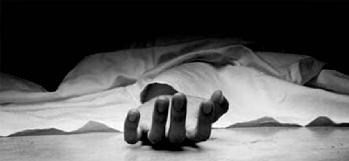 Medico committed suicide