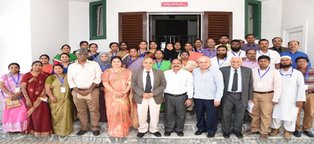 Continuing Education Programme for Pharmacy teachers held