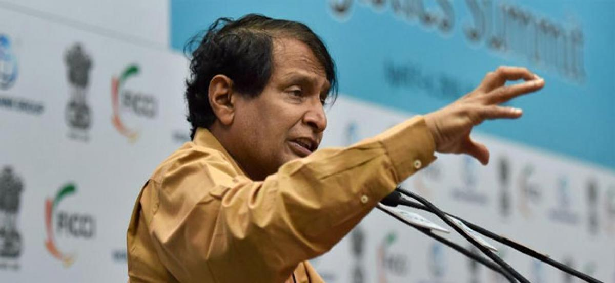 Working with US to address trade issues: Prabhu
