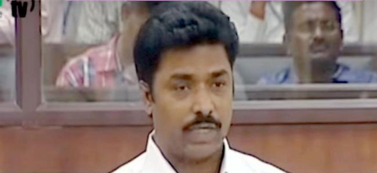 TDP offered Rs 40 crore for defection, says YSRCP MLA