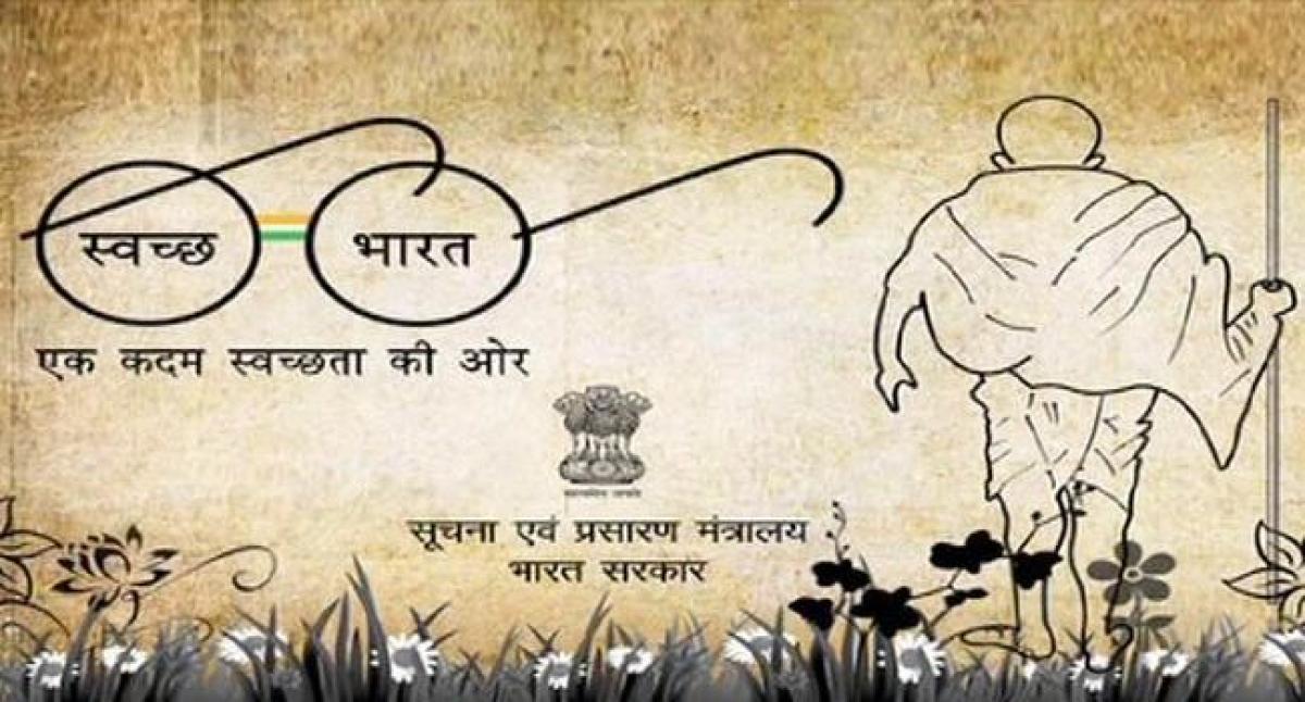 Mumbai: SBI employees participate in Swachh Bharat Abhiyan