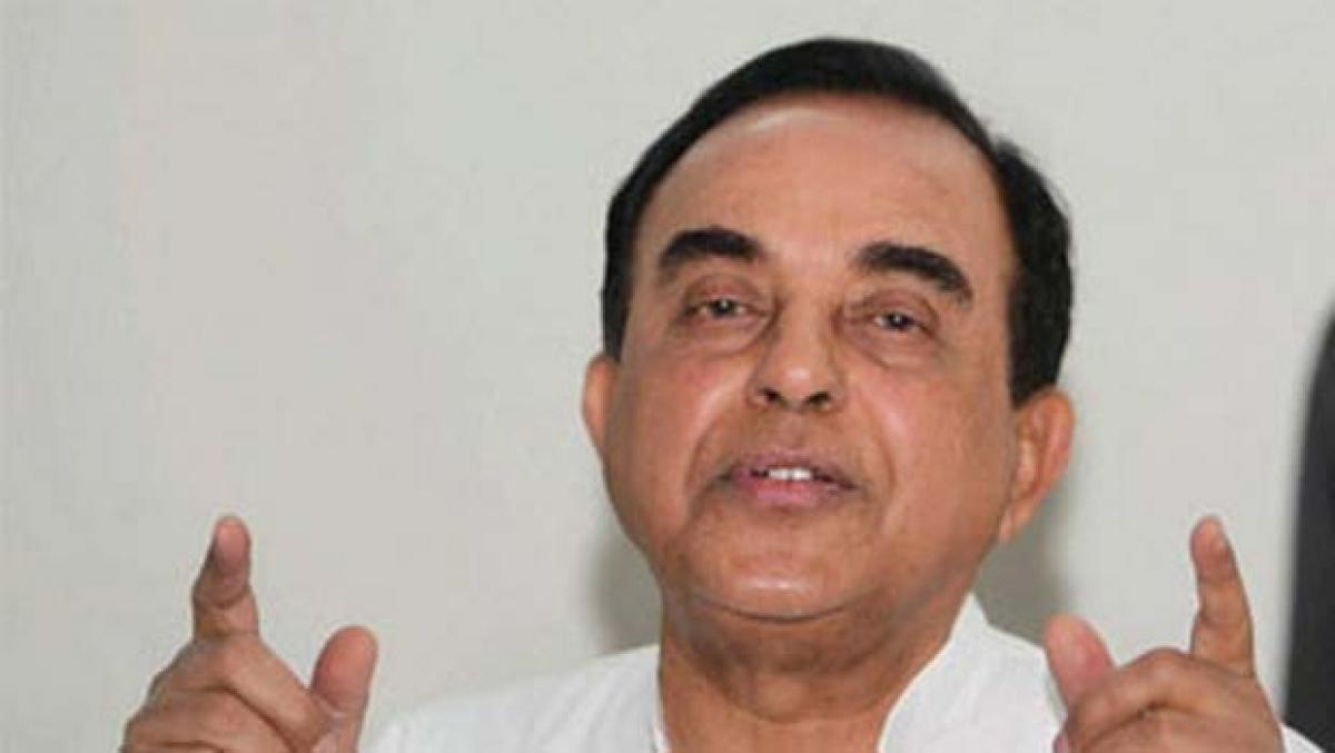 Rahul not eligible to be PM, says Swamy