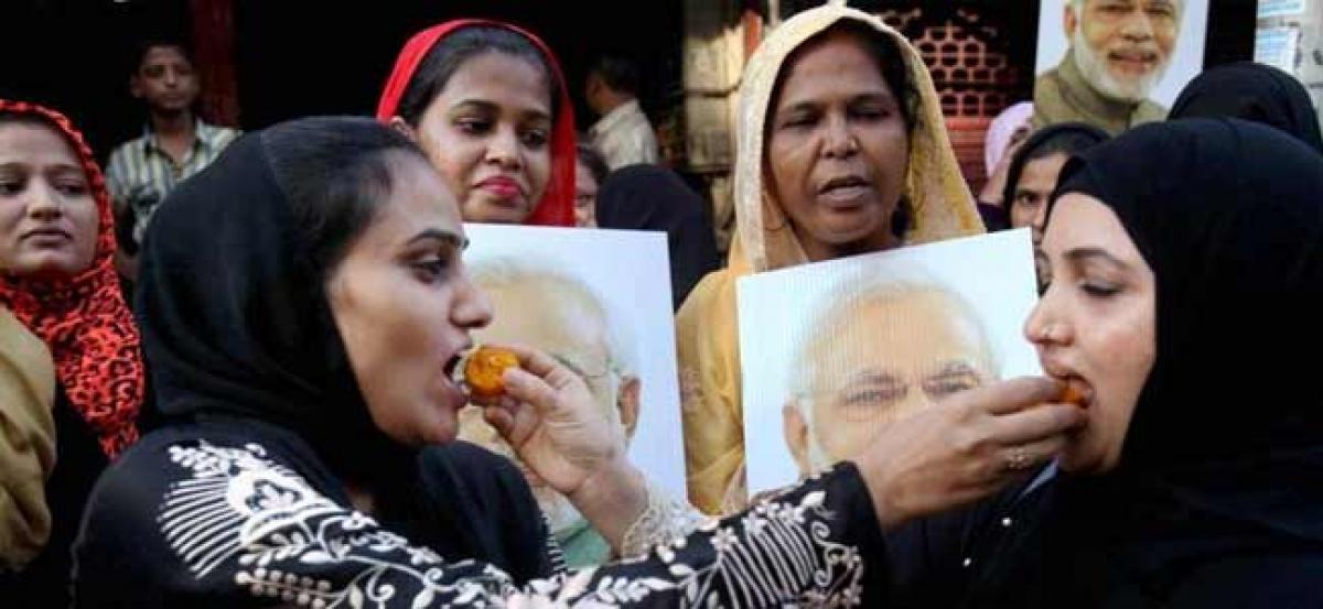 Legislation to ban instant triple talaq: Govt