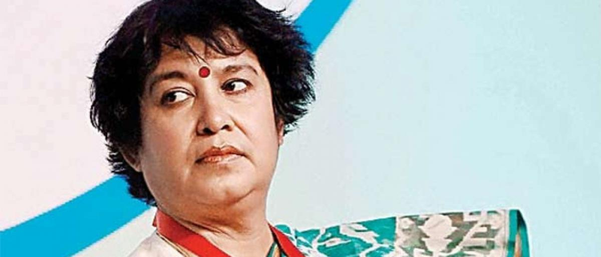 Don't understand why women activists want to enter Sabarimala temple: Taslima Nasreen