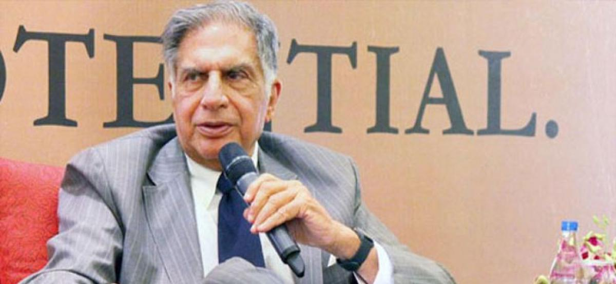 After Pranab Mukherjee, Ratan Tata to share the stage with RSS chief