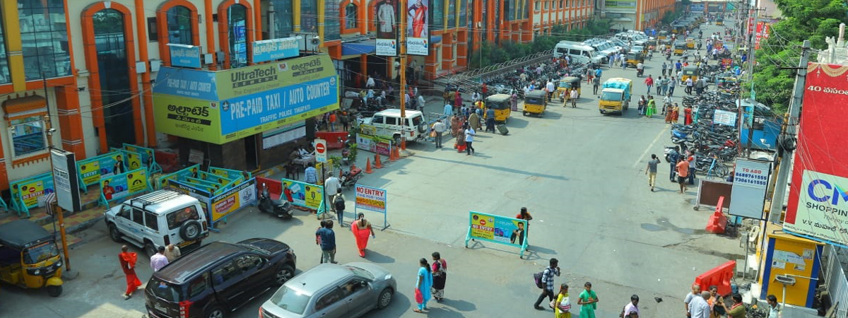Tirupati station revamp gets a boost from National Highways Authority of India