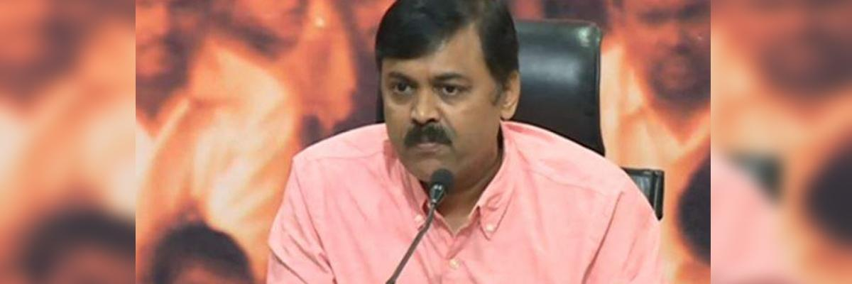 TDP is now Telugu Congress party: GVL says