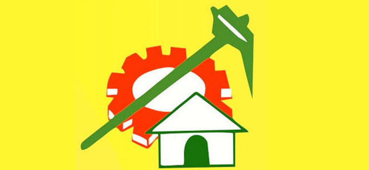 TDP leaders gear up to contest 2019 polls