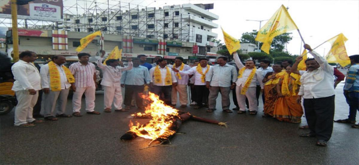 Jagan has no right to criticise CM: TDP