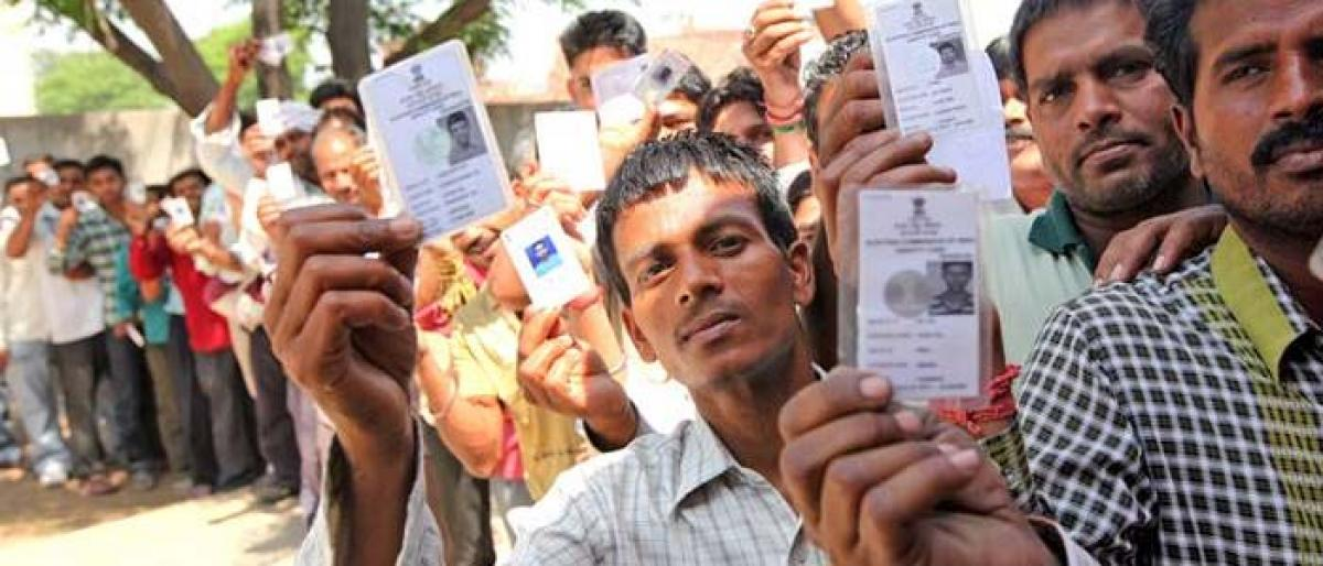 Publication of voter list in Telangana deferred to Oct 12