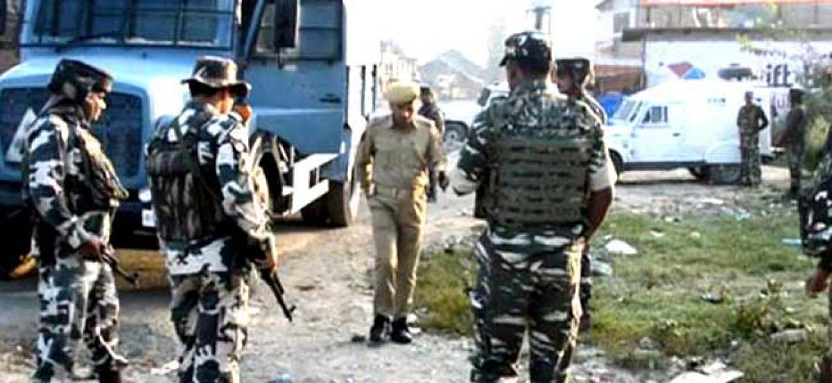 2 terrorists killed in Jammu and Kashmirs Anantnag