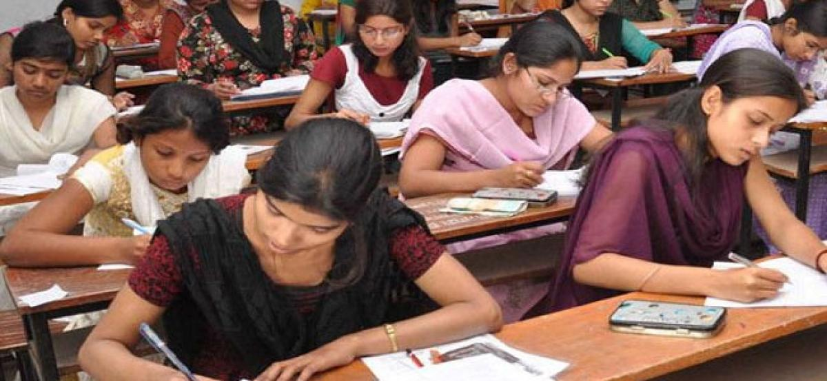 TET exam to be held at 8 online centres in Nellore