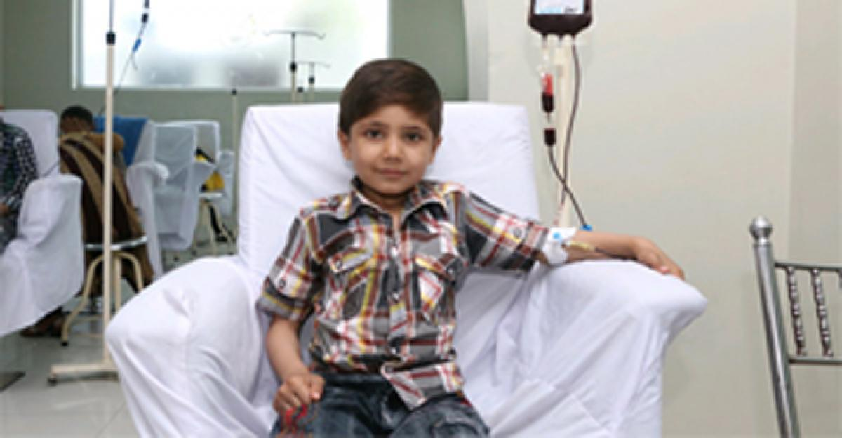 NIT, RTC to help thalassemia patients