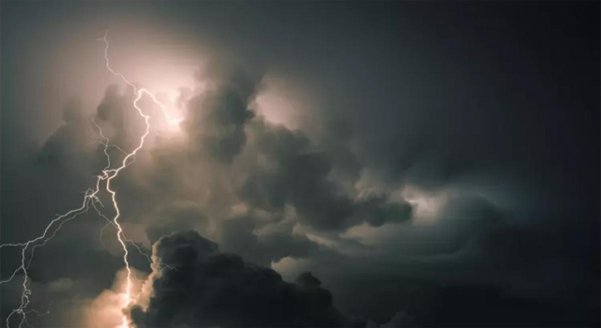 Thunderstorms likely in Seema