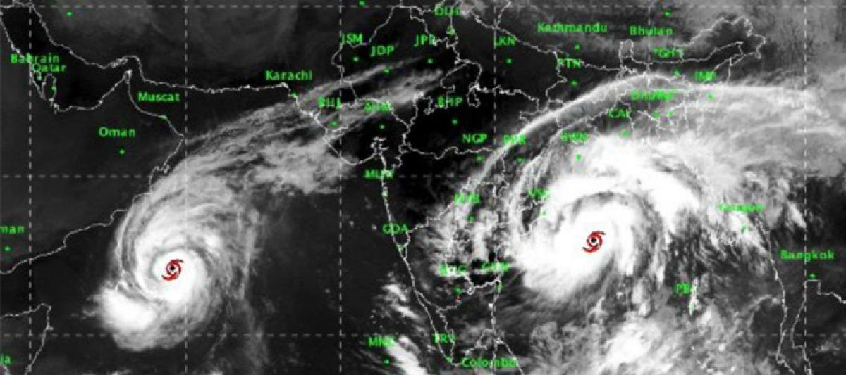 Cyclone Titli: Nearly 3 lakh people evacuated in Odisha