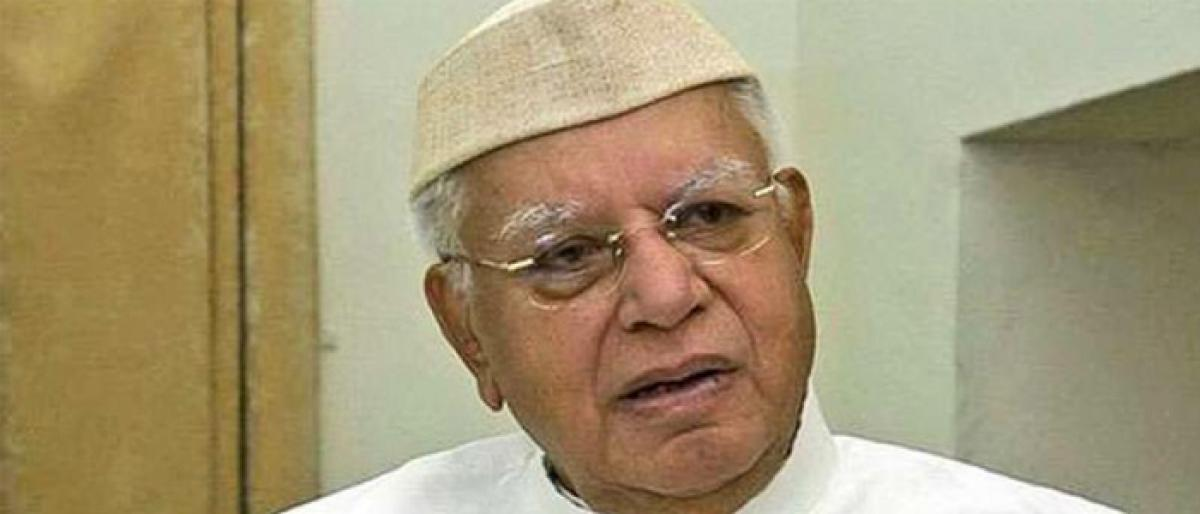 Uttar Pradesh former CM ND Tiwari dies on his 93rd birthday