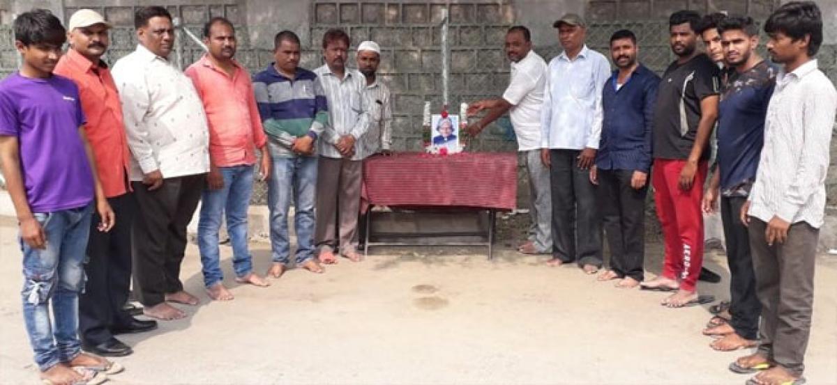 TJS celebrates Dr Kalam birth anniversary