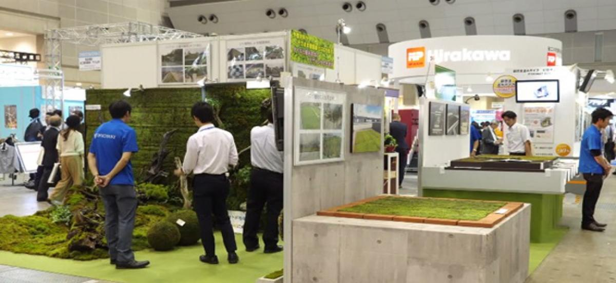 Tokyo exhibition focuses on reduction of CO2, saving energy