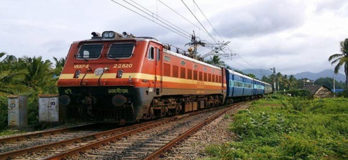 Passengers not to be charged for MDR booking of railway tickets