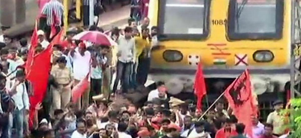 2 MLAs resign over Maratha reservation row