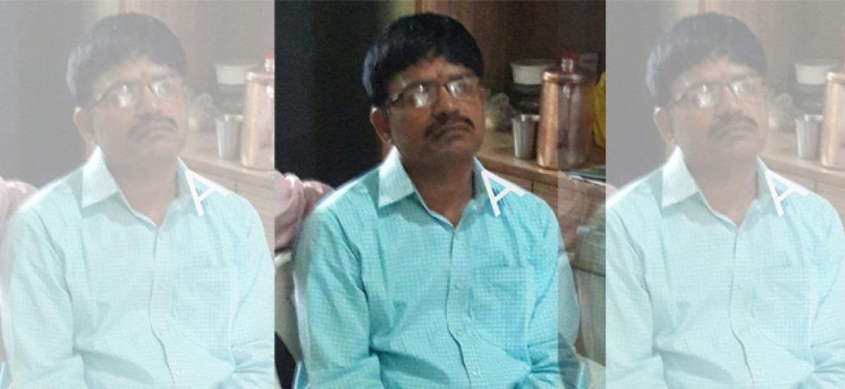 Bhongir Transco Sub-Divisional Engineer in ACB trap