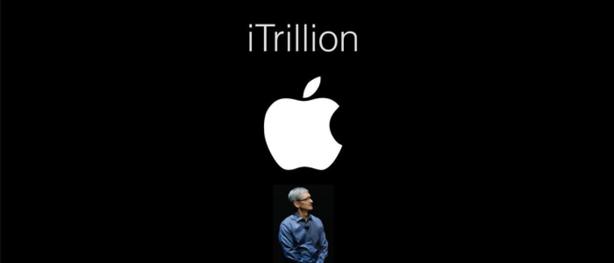 Apple no more $1 trillion company?